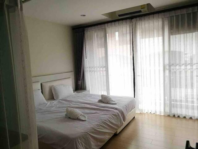 A.ABANI 酒店式公寓·~双床房404