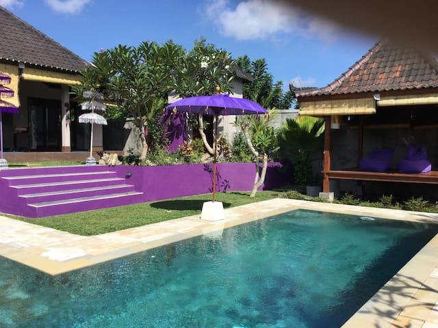 Villa Ubud Pool Villa Tunjung