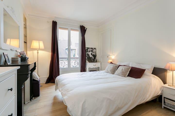 Charming Apt in lovely Saint Germain des Près - París - Pis