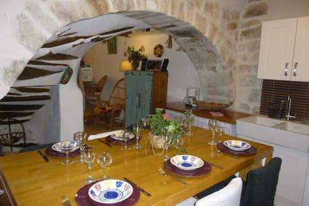 Maison de village avec terrasse - Rians - Hus