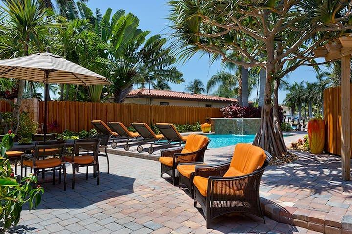 Oasis Private States Pompano Beach Florida