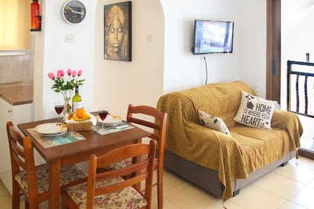 The Cosy Retreat Kato Paphos Apt 400m To The Beach
