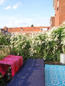 Private room in cosy house and neigboorhood - Eindhoven - Townhouse