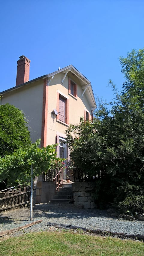Family House for holiday rental or bed&breakfast.