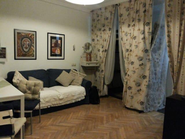 Cosy apartment. Convenient location.
