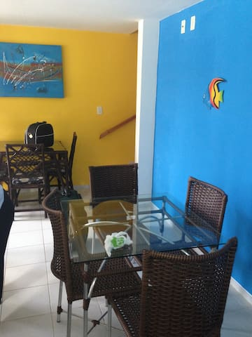 Casa em Condominio no Centro de Pipa - Pipa Beach - Huis