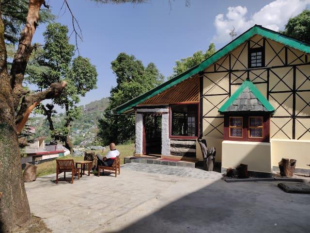 Leela Heritage Villa ( Room 1 )