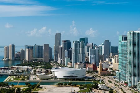 Downtown Miami! Heart of the city! - Miami