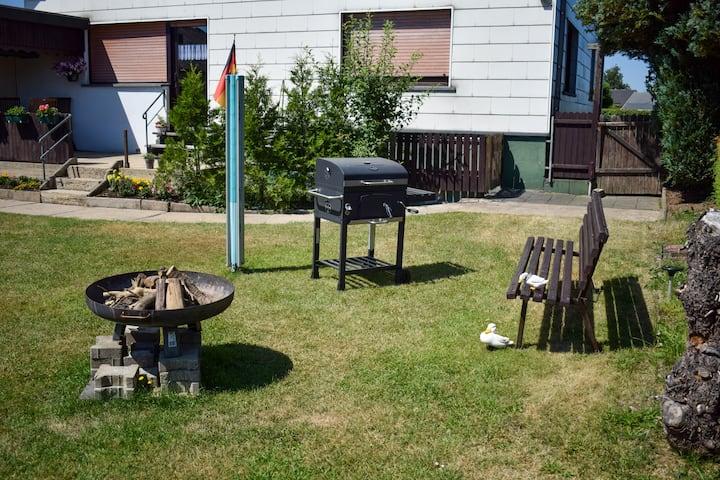 FEWO dans l'Eifel avec barbecue, WiFi,  jardin