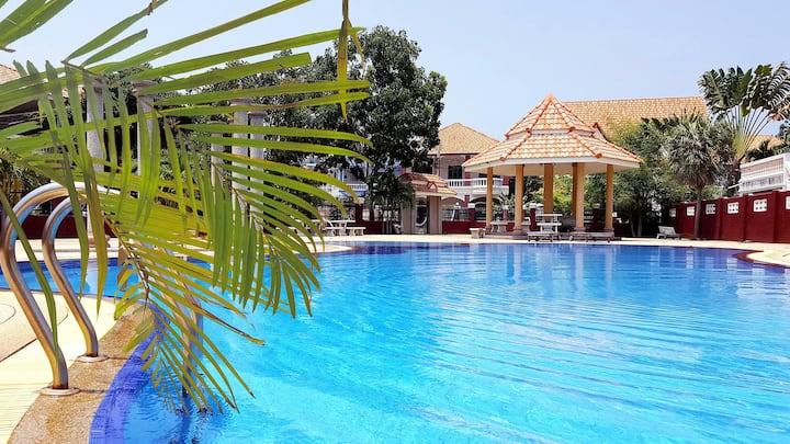YAILAND Luxury Villa Pattaya Walking Street ★★★★★