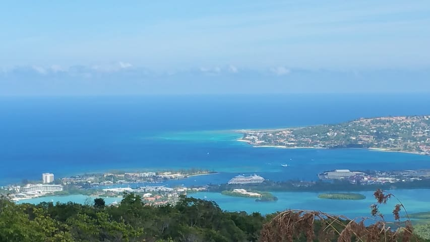 Stunning Vistas at Lions View - Montego Bay - Huis