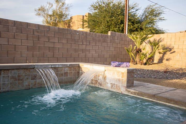 Casa Bonita Salt Water Spa Home