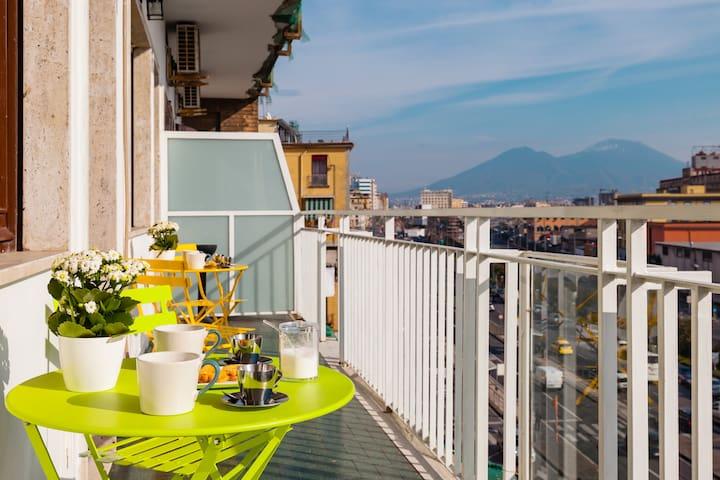 Vesuvio House Centro Napoli - Napoli - Lägenhet