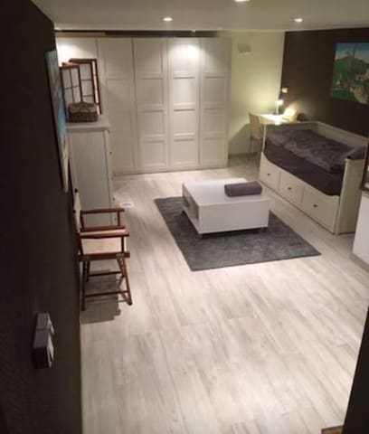 Cosy room near Geneva! 4 peoples Lake and montage