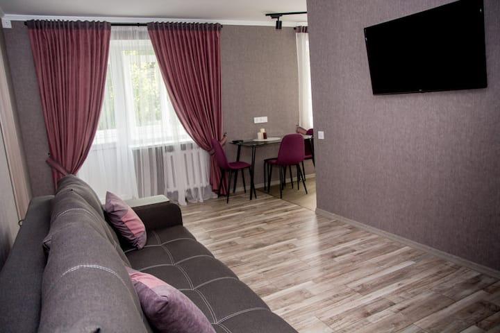 Rosy  апартаменты на Первомайской