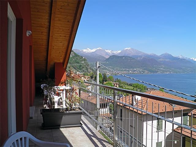 Casa Nella - great view of Como Lake - Pianello del Lario - Apartamento