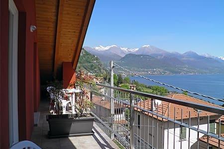Casa Nella - great view of Como Lake - Pianello del Lario - Apartment