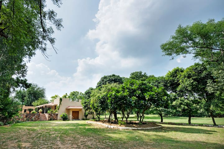 Luxurious farmhouse with a pool/72171