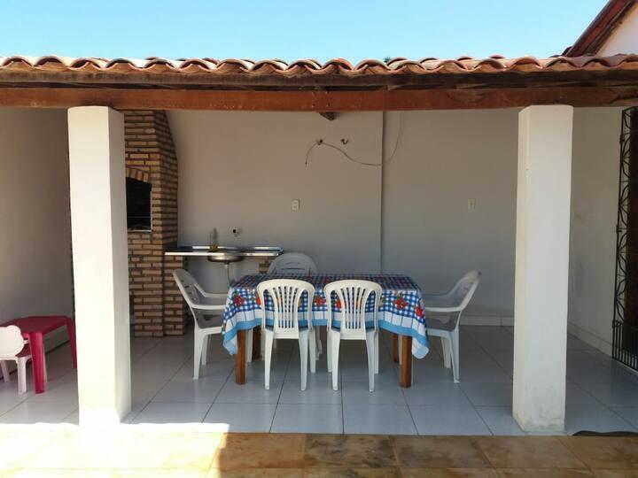 Casa Canoa Quebrada c mobília,ar cond,estacionamen