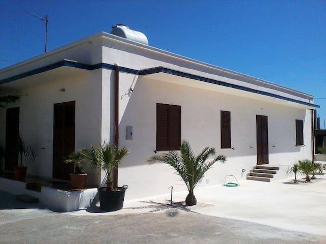 Casa vacanze Mandriavecchia - Petrosino - Vakantiewoning