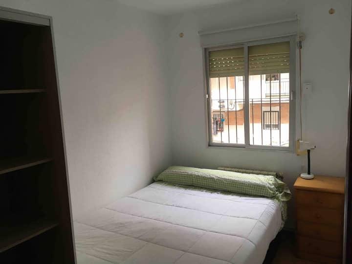 Alojamiento tranquilo y zona para descansar