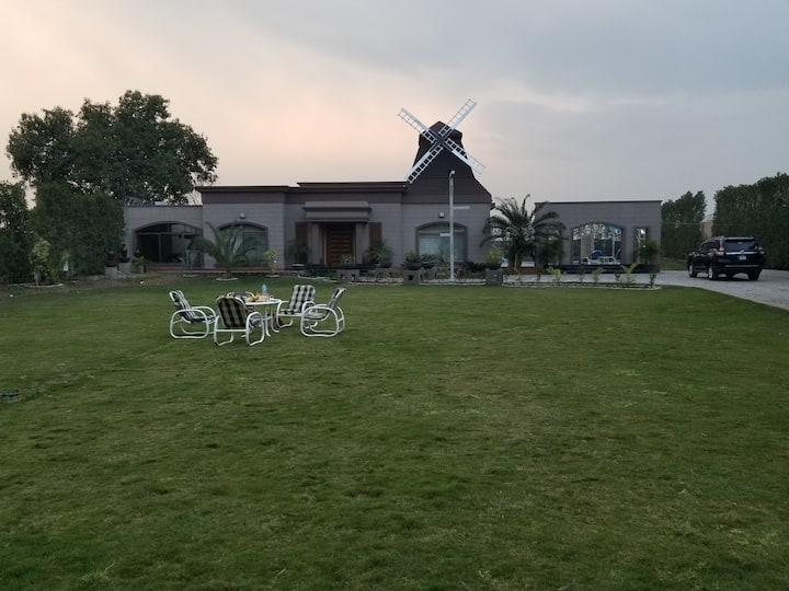 Windmills Farm House & Resort