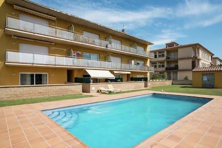 Apt Baix Bon relax - Sant Pere Pescador - Apartamento