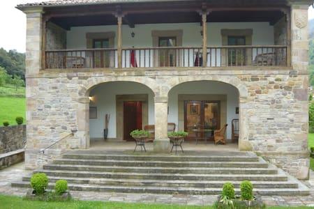 Villa San Pelayo. PICOS DE EUROPA - San Pelayo - Villa