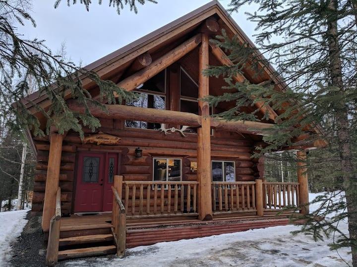 Lazy Bear Lodge  Kenai Alaska