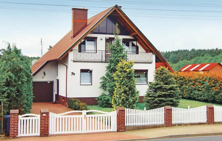 Awesome home in Kolczewo with Sauna, WiFi and 3 Bedrooms