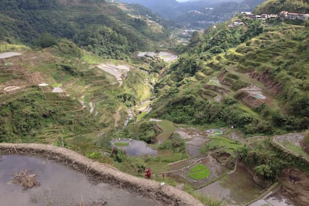 Guesthouse in Ifugao, Philippines - Kiangan - House
