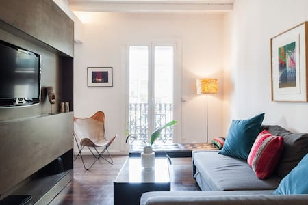 Appartement Design au centre de Barcelona