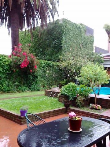 Habitación privada en Casona de San Fernando - San Fernando - Dům