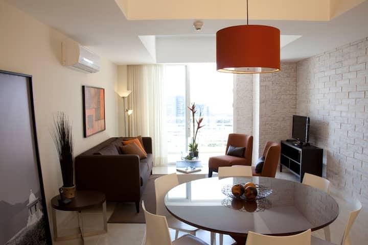 Apartamento en zona exclusiva con vistas a Ciudad