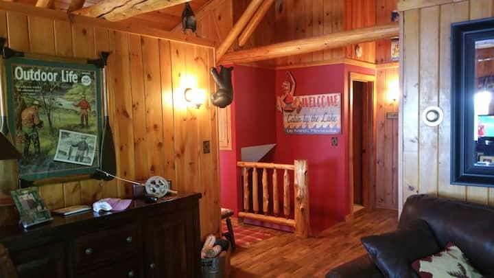 Beautiful Cabin located on a nice bay on Crosslake
