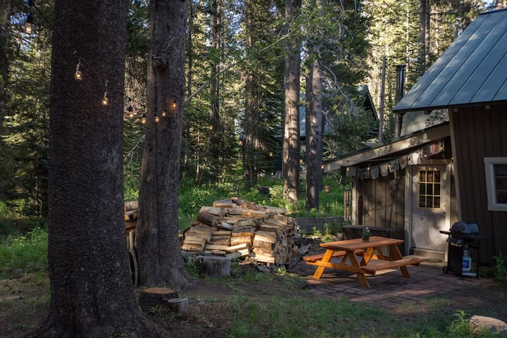 Donner Summit Chalet