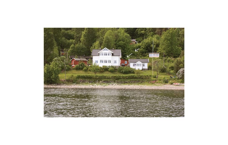 Holiday cottage with 1 bedroom on 40m² in Sætre
