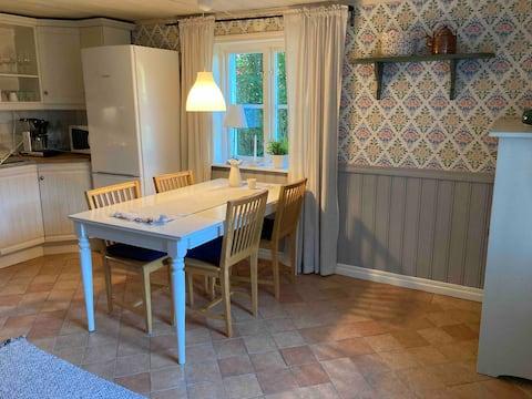 Przytulny dom z ceramiki na Östgötaslätten Östgötaslätten