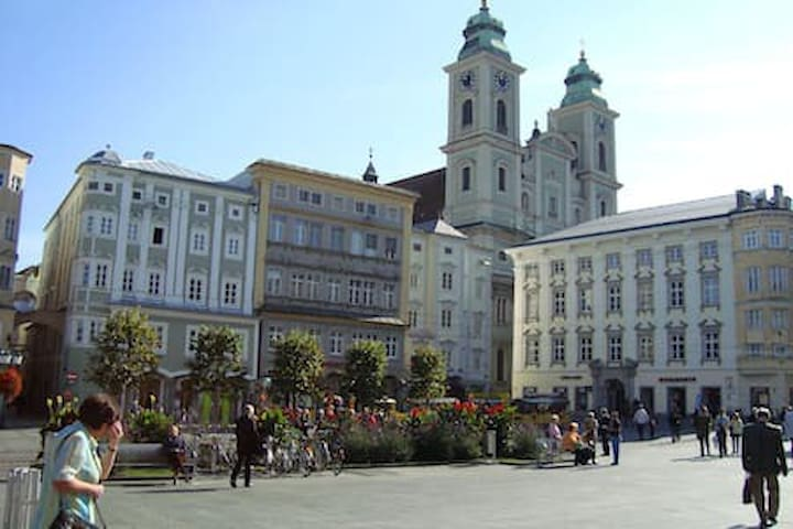 Main Square (within walking distance)