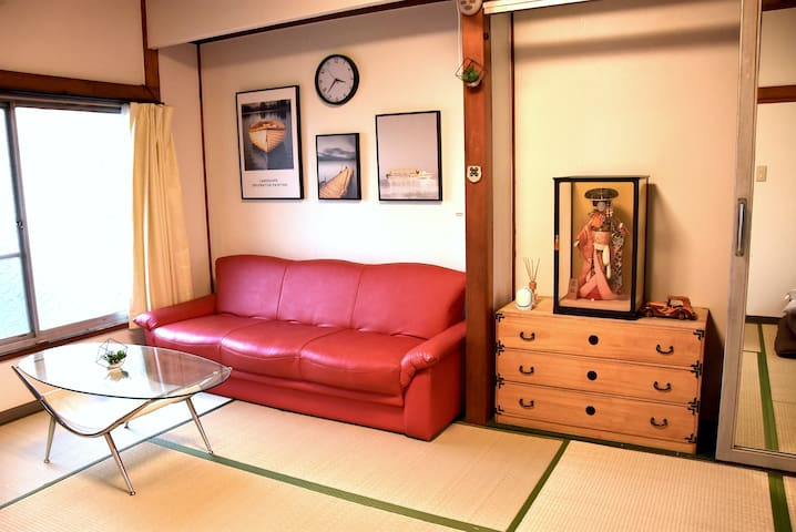 BBH Machiya<private room>Tokyo's old town
