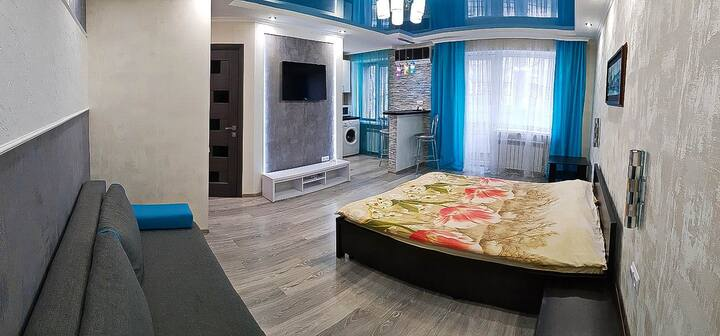 Fresh Apartment Mariupol- стильная квартира, Центр