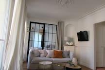 Bel appartement Haussmannien - Canal Saint Martin