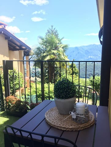CADEMARIO, COZY APARTMENT WITH BEAUTIFUL VIEW!