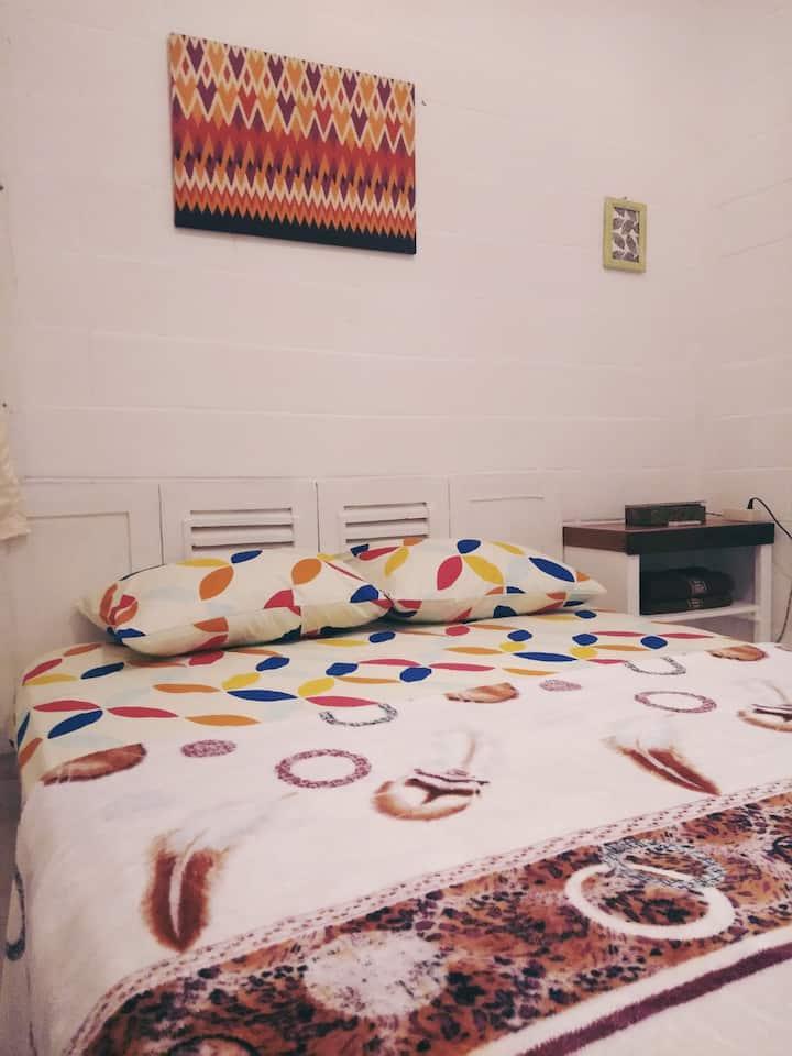 Homestay 2 kamar tidur, cocok untuk grup/ keluarga