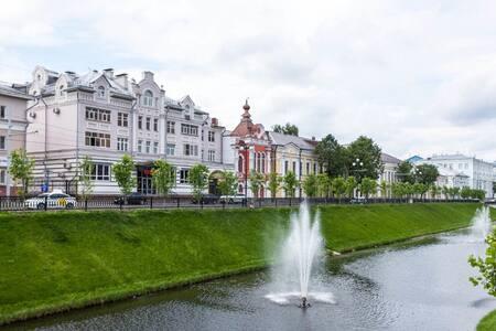 Классные апартаменты на Лево-Булачной