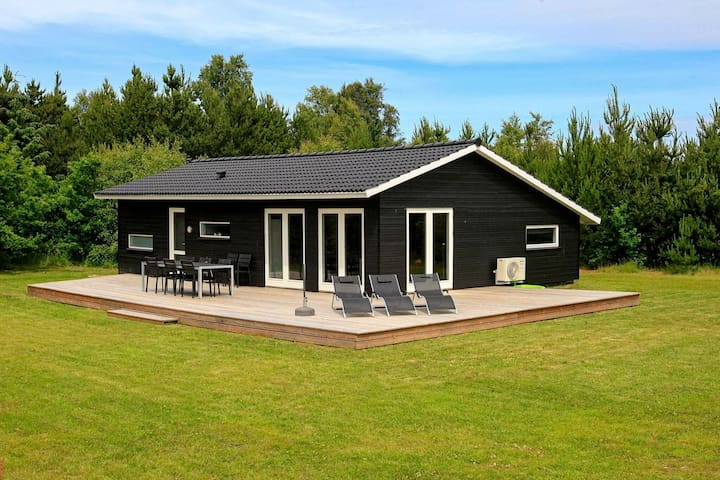Picturesque Holiday Home in Jutland With Sauna