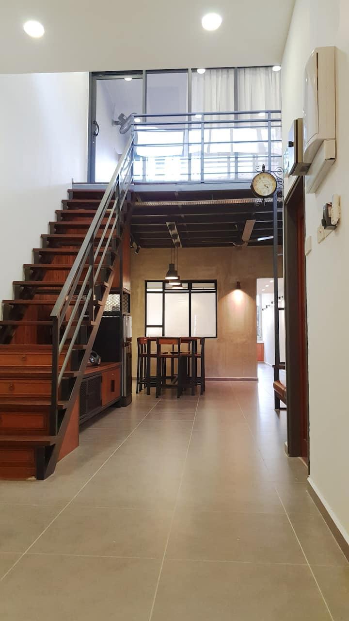 [New!] Jonker Street Loft 3BR Melaka 10PAX