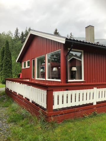 House for rent close to Sogndal city