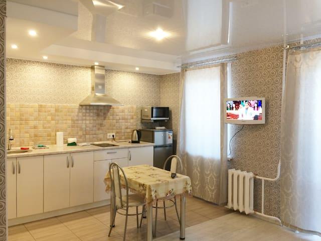 квартира на Попова, дом 25, центр города