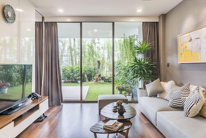 Sky villa VIP - 1 bedroom Flamingo Dai Lai Resort!